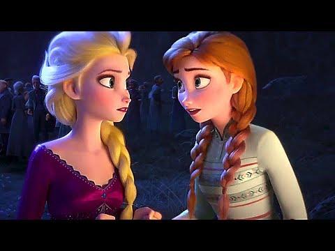 "FROZEN 2 ""Elsa & Anna"" Trailer (NEW, 2019)"