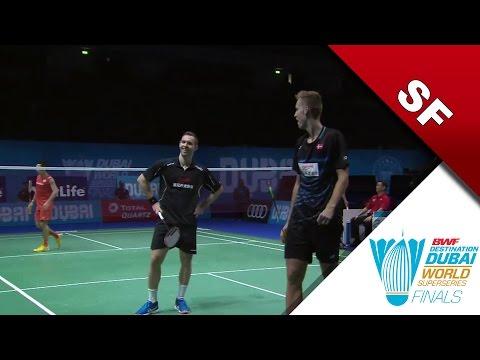 Dubai  Superseries Finals 2016   SF   Con/Kol vs Kam/Son