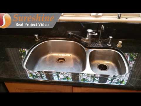 Granite Crack Repair - granite counter repair and polishing