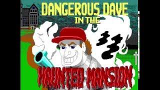 Dangerous Dave 2 Level 1