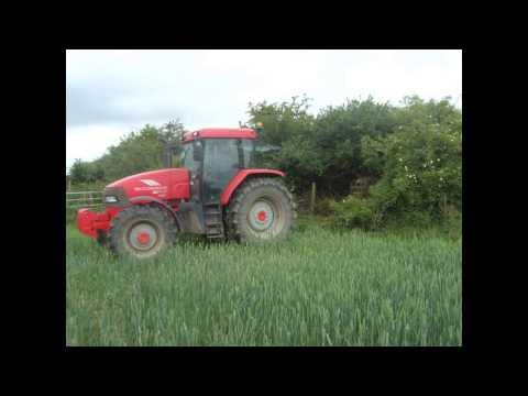 Fordson Major Roadless Tractor Pulled From Hedge
