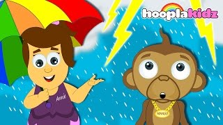 Repeat youtube video I Hear Thunder | Nursery Rhymes Songs Collection | From HooplaKidz