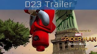 Lego Marvel Super Heroes 2 - Spider-Man Reveal Trailer [HD]