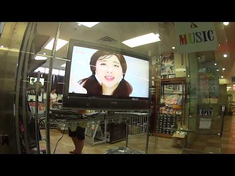 Trip to Las Vegas Koreatown for Lemongrass, Tour of Korean Town Market.