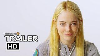 MANIAC Trailer (2018) Emma Stone, Jonah Hill Netflix Series HD