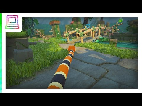 Snake Pass Gameplay (part 1)