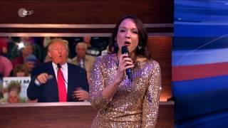 """Carolin Kebekus singt: """"Wenn ich König von USA wär"""""""
