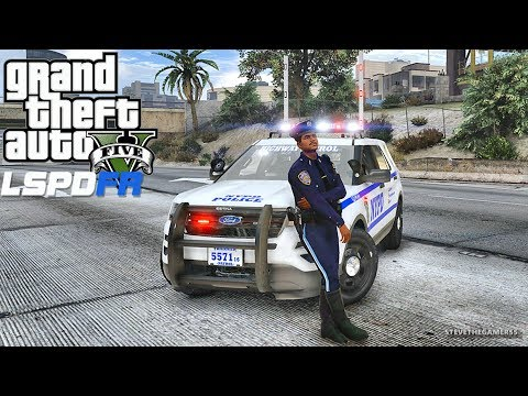 GTA 5 LSPDFR 0.3.1 - EPiSODE 632 - LET'S BE COPS - HIGHWAY PATROL (GTA 5 PC POLICE MODS)