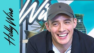 Dermot Kennedy Says Post Malone Is Brilliant And Gushes About His Mom!! | Hollywire Video