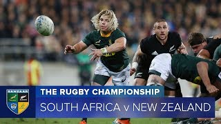 HIGHLIGHTS: 2018 TRC Rd 6: South Africa v New Zealand