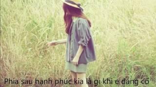 She never knows - JustaTee (lyrics)