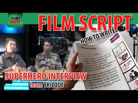 How to Write Film Script | Script Writing in HIndi | FilmyFactsNews