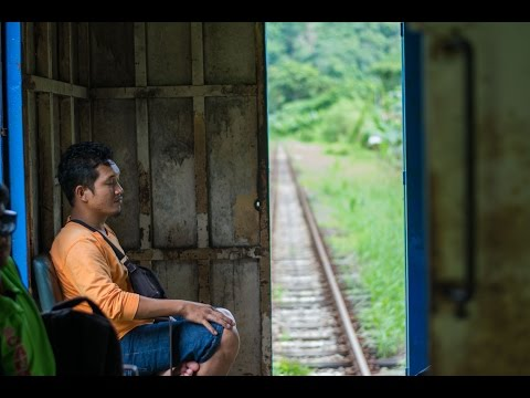 Padas River Part 1 - Experience the Historic North Borneo Railway