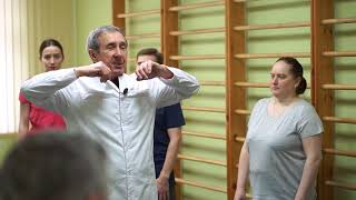 Дыхательная гимнастика Стрельниковой. Видео занятие. Основной комплекс за 11 минут. Бесплатно.