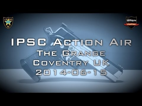 IPSC Action Air Level 1 Match @ The Grange, Coventry, UK (2014-06-15)