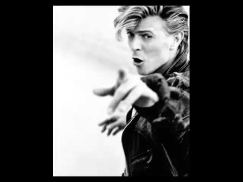 David Bowie Shining Star (Rehearsal 1987)