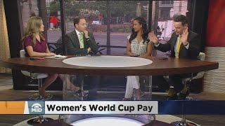 Mid-Morning Discussion: US Women Soccer Team's Pay
