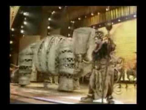 2008 Tony Awards Lion King Circle of Life