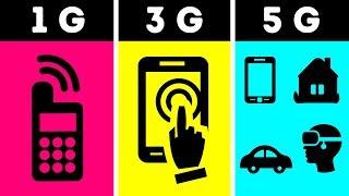 تقنية 5G ستغير حياتك للأفضل