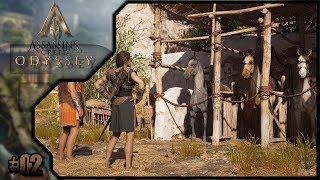 Assassin's Creed Odyssey #02 // Das beste Pferd im Stall [2K]