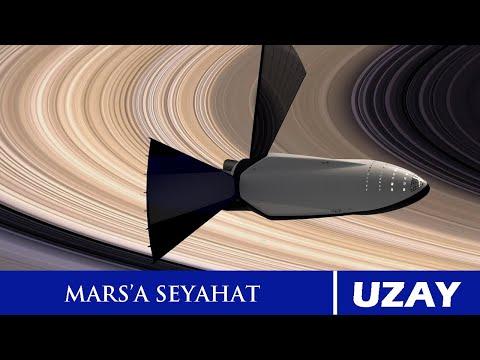 Mars Yolcusu Kalmasın - Elon Musk Mars'ı Kolonileştirme Projesini Açıkladı
