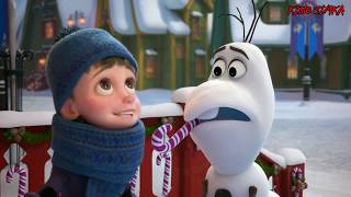 Олаф и холодное приключение Olaf's Frozen Adventure  Трейлер русский (2017)