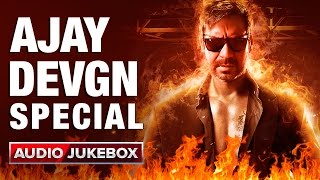 Ajay Devgn Special | Audio Jukebox