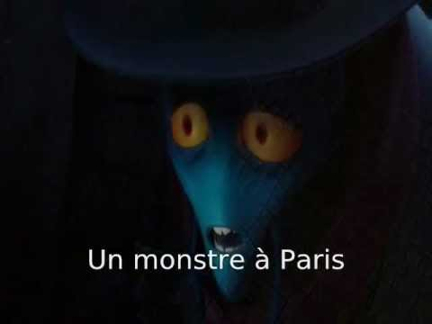 Sean Lennon - A Monster In Paris translation in French ...