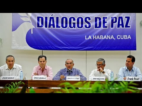 Paramilitaries Pose Threat to FARC-Colombia Peace Deal