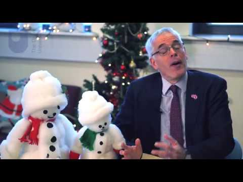 Peter Horrocks - End of year message to students