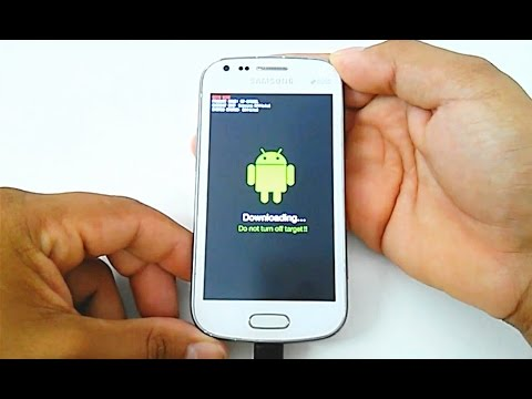 Stock Rom Firmware Samsung Galaxy S Duos Gt S7562l, S7582l, Como Instalar, Atualizar, Restaurar