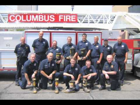 columbus division fire