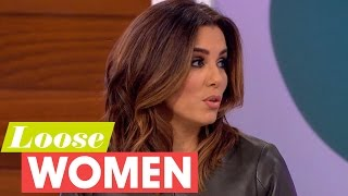 Eva Longoria Bastón on Growing Up with her Disabled Sister   Loose Women