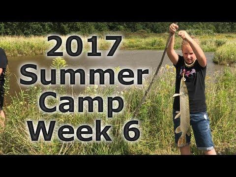 Week 6 Barefoot Bushcraft Summer Camp