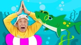 Baby Shark Dance   Sing and Dance!   Animal Songs   PINKFONG Songs for Children for kids