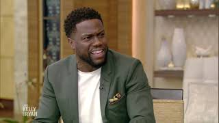 Kevin Hart Plays Fact or Fiction with Kelly & Ryan
