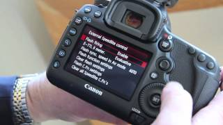 Canon 5D Mark III Review: Canon 600EX flash modes(Canon USA's Chuck Westfall explains the various modes available on the new Canon 600EX RT, a new flash system with radio controls. Read our Canon 5D ..., 2012-03-02T05:39:12.000Z)