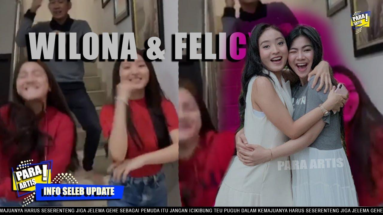 Lincah Natasha Wilona Dan Felicya Angelista Joget Seru Banget Banyak Dikomentari Seperti ini Terbaru