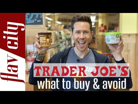 Top 20 Most Exciting New Items At Trader Joe's...And We Got Kicked Out..AGAIN!