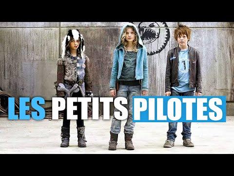 LES PETITS PILOTES -  Film COMPLET en Français (Famille, Comédie)