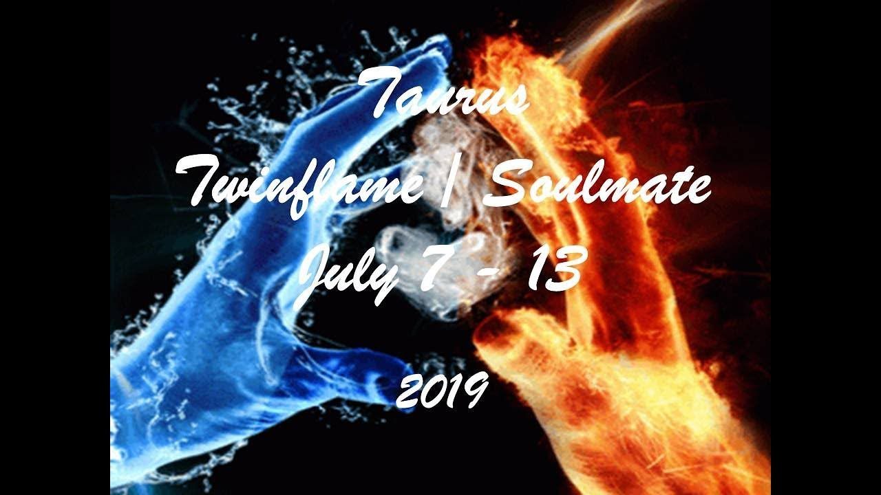 Taurus July 7-13 Twinflame/Soulmate 2019 - OH MY YOU HAVE NEVER LET GO!