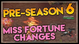 Miss Fortune Pre-Season 6 ADC Changes Spotlight - League of Legends Miss Fortune Pre Season 6