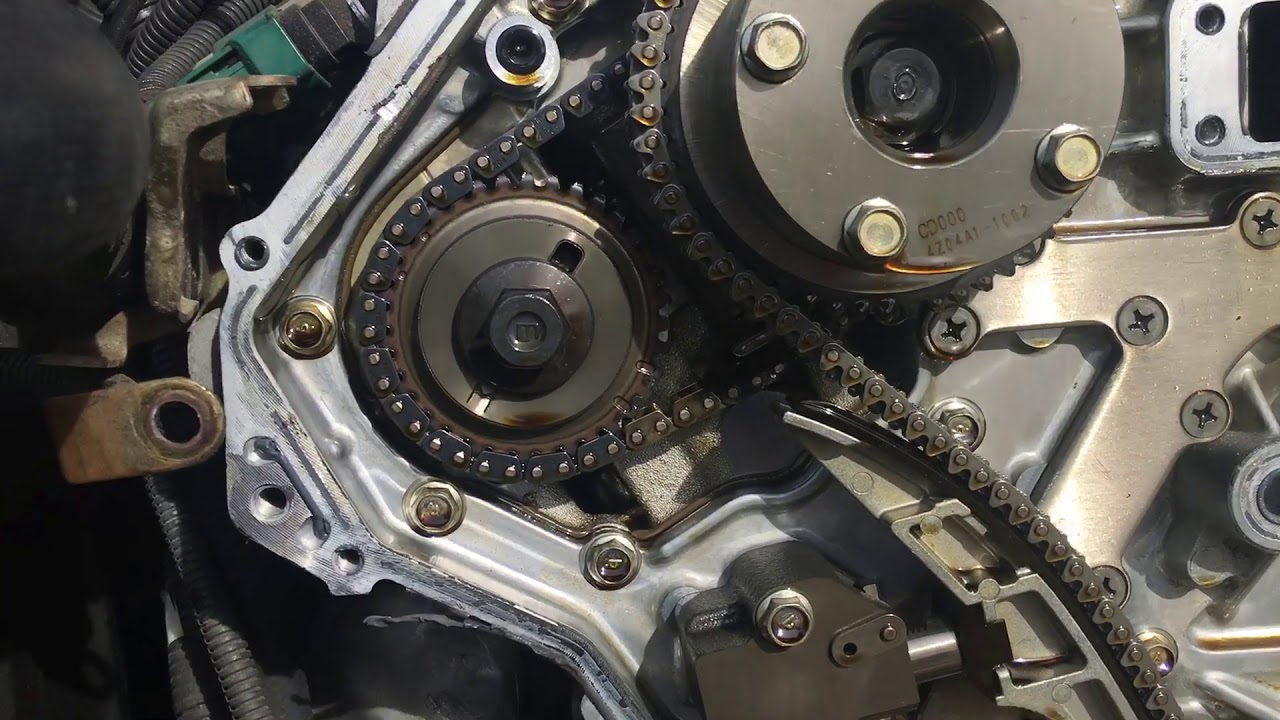 How to check if timing chain is out of spec? - MY350Z COM