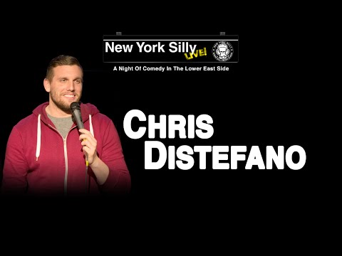 Chris Disteo  New York Silly LIVE Comedy