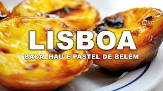 O melhor Bacalhau de Portugal - Lisboa | Portugal - Ep. 2
