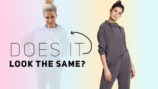 ME VS MODEL: LOUNGEWEAR (Zara, Asos, Free People and more!)