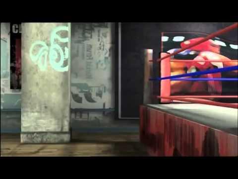 Мультик бернард,серия Бокс