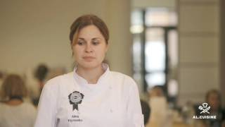 Алина Клименко шеф преподавтель кулинарной школы Al.сuisine