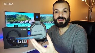 Video ASTRO A10 Review: Best Entry-Level Gaming Headset Under $100?? download MP3, 3GP, MP4, WEBM, AVI, FLV Agustus 2018