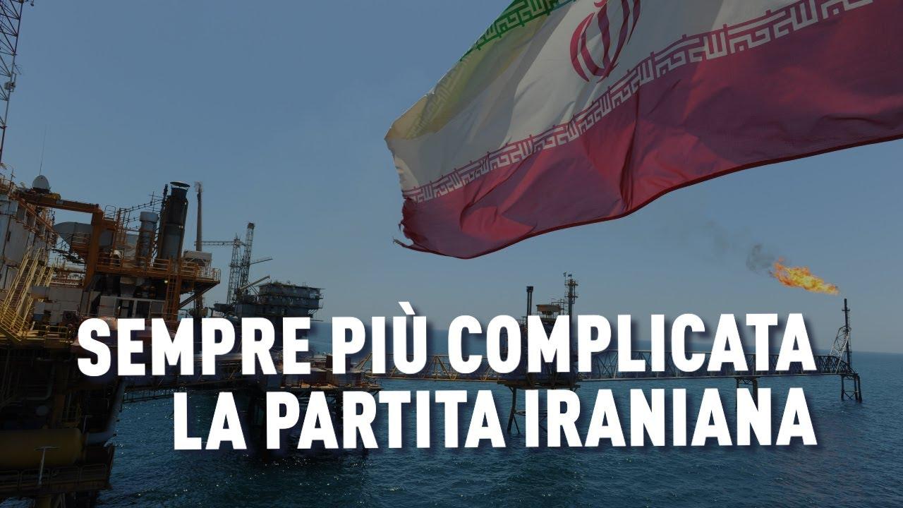 PTV News - 16.05.19 - Sempre più complicata la partita iraniana